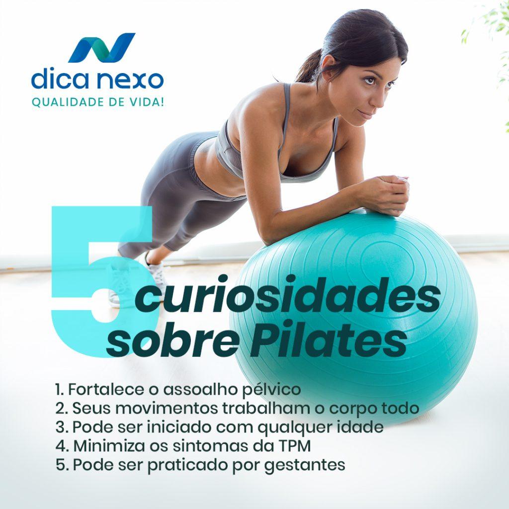 5 curiosidades sobre Pilates